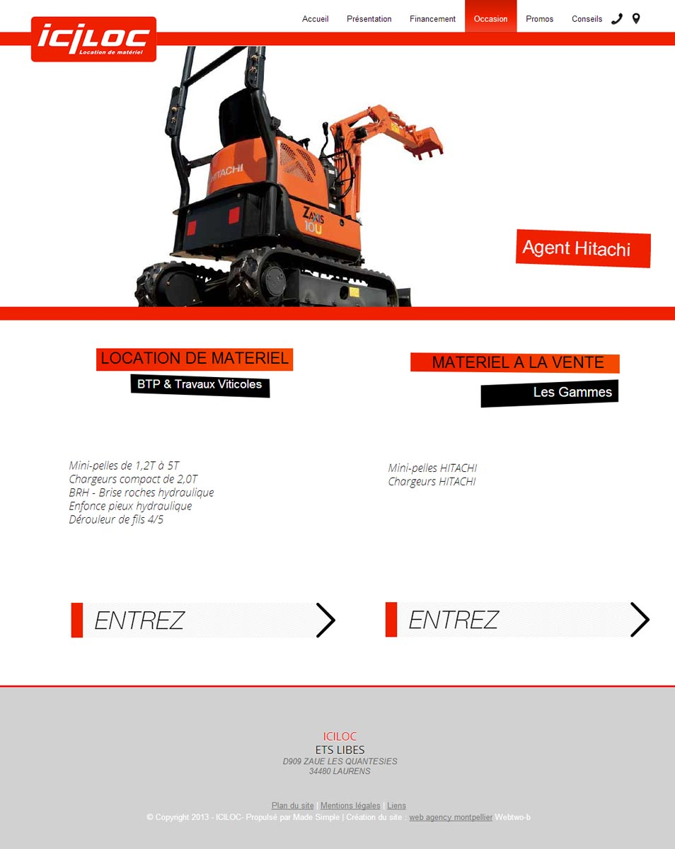 Montpellier Webdesign